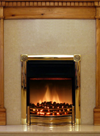 electric fireplace costs