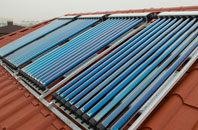 save on  solar water heating systems