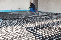 save on  underfloor heating installations