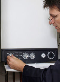 gas central heating costs